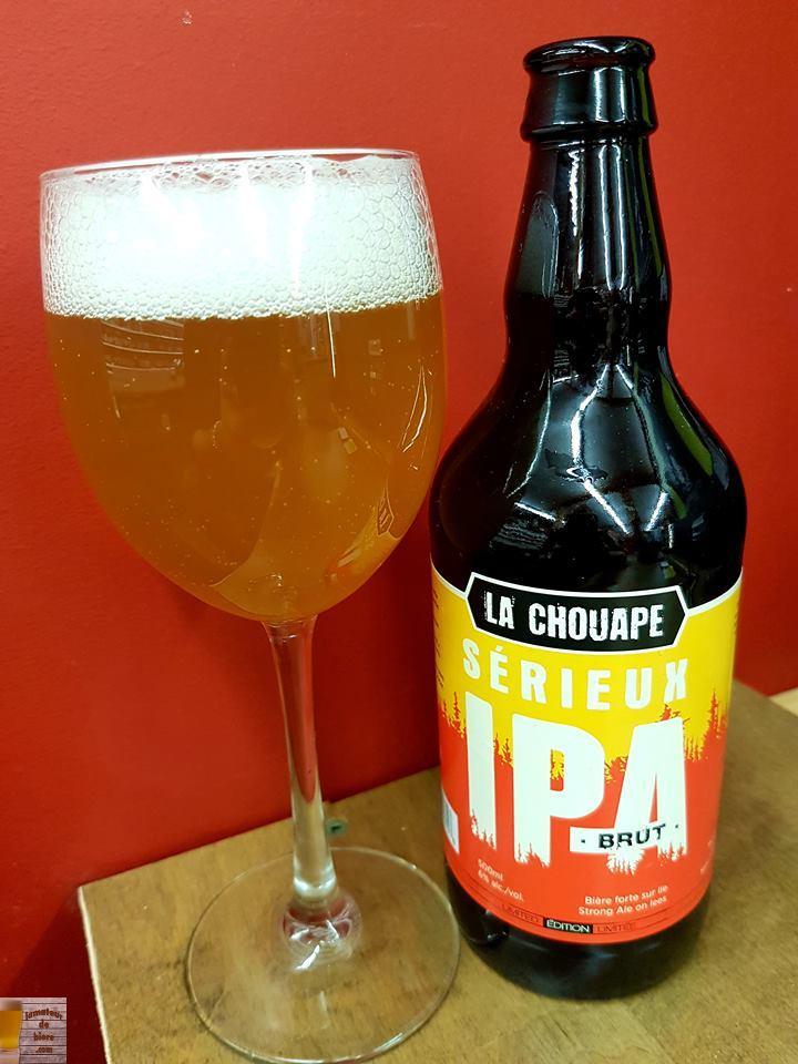 Sérieux IPA Brut de la Chouape