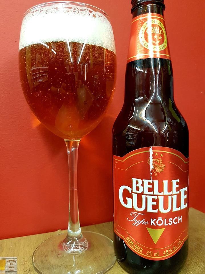 Belle Gueule Type Kölsch de Brasseurs RJ
