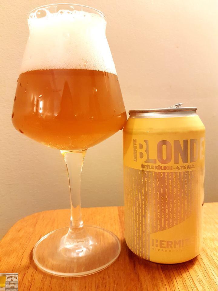 Blonde Style Kölsch de l'Hermite