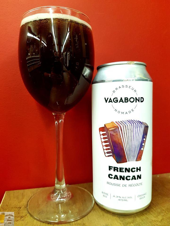 French Cancan de Bière Vagabond