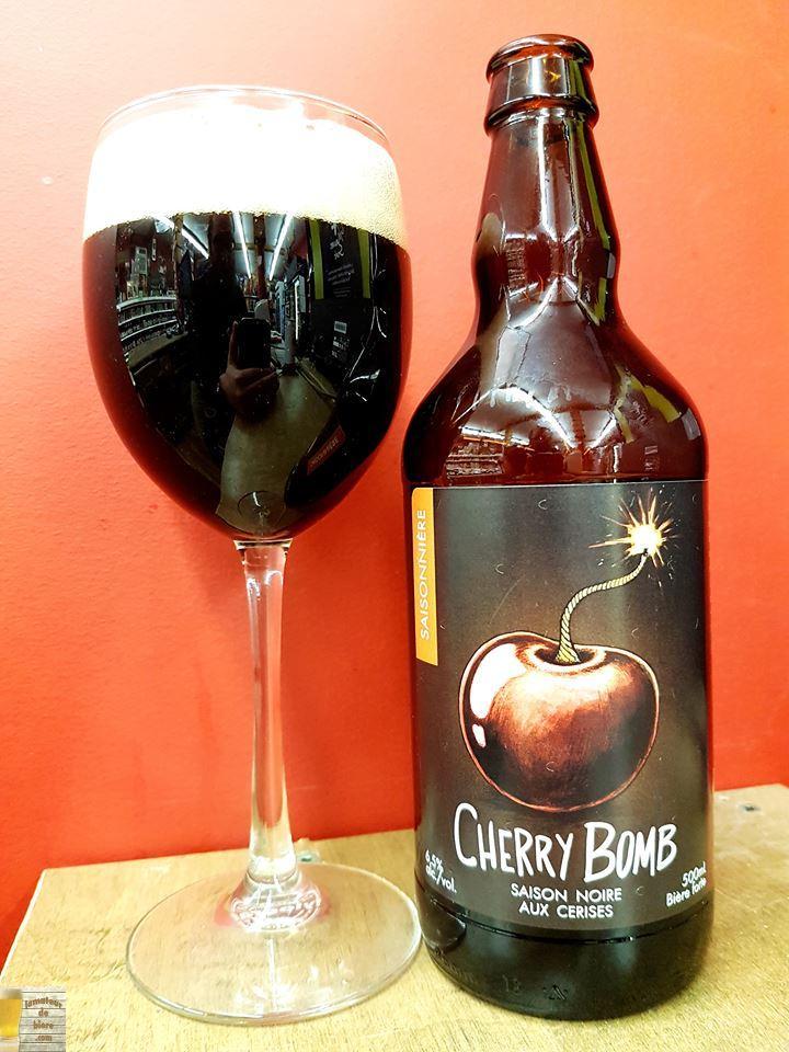 Cherry Bomb de la Souche