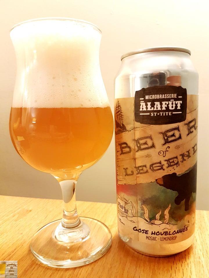 Beer of Legend d'À la Fût