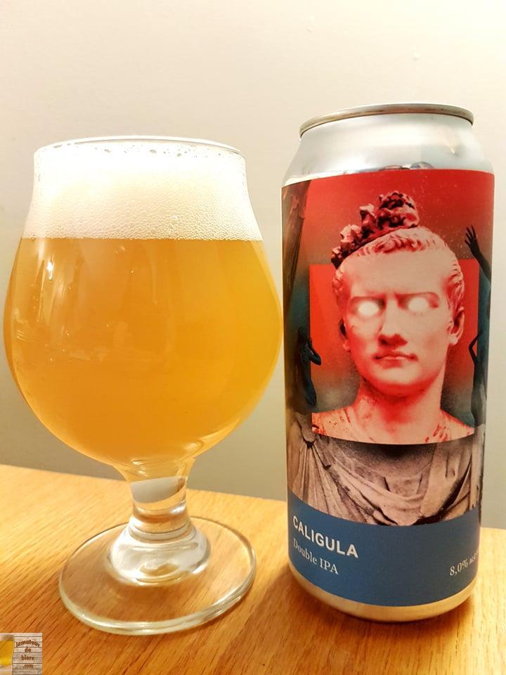 Caligula de la Brasserie du Bas-Canada