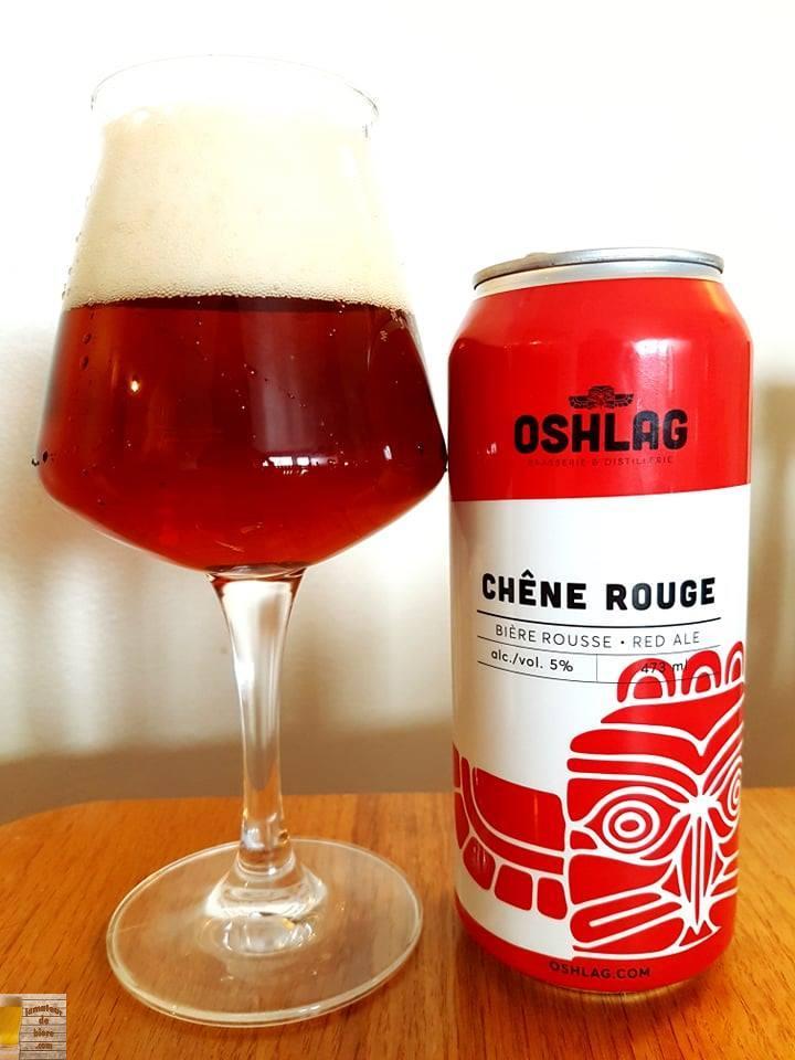 Chêne Rouge d'Oshlag