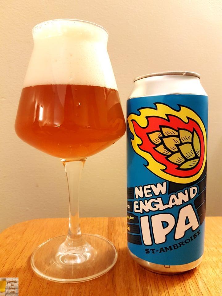 New England IPA de McAuslan