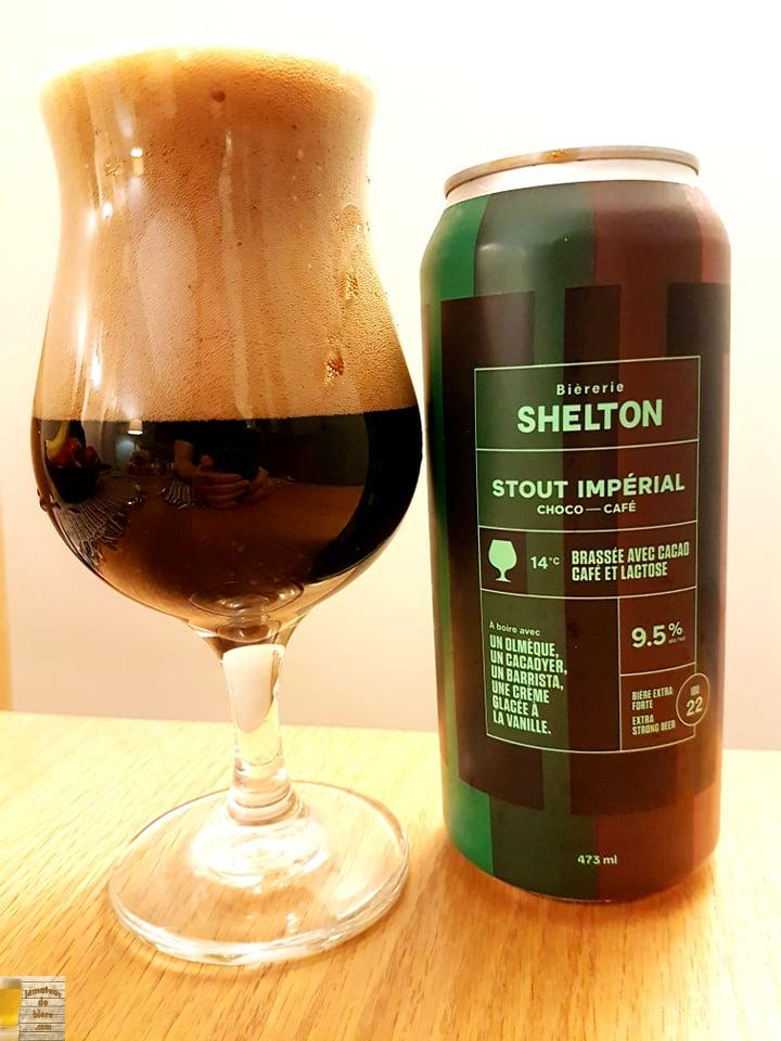 Stout Impérial Choco-Café de Shelton