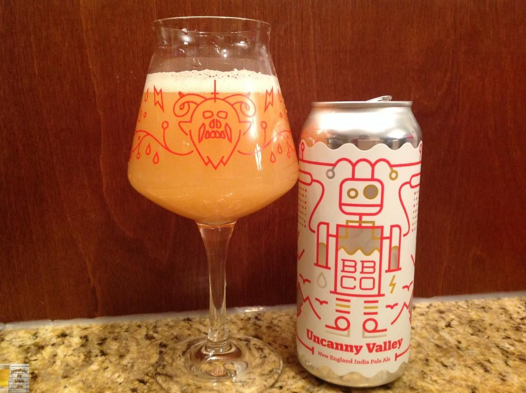 Uncanny Valley de Burlington Beer Company