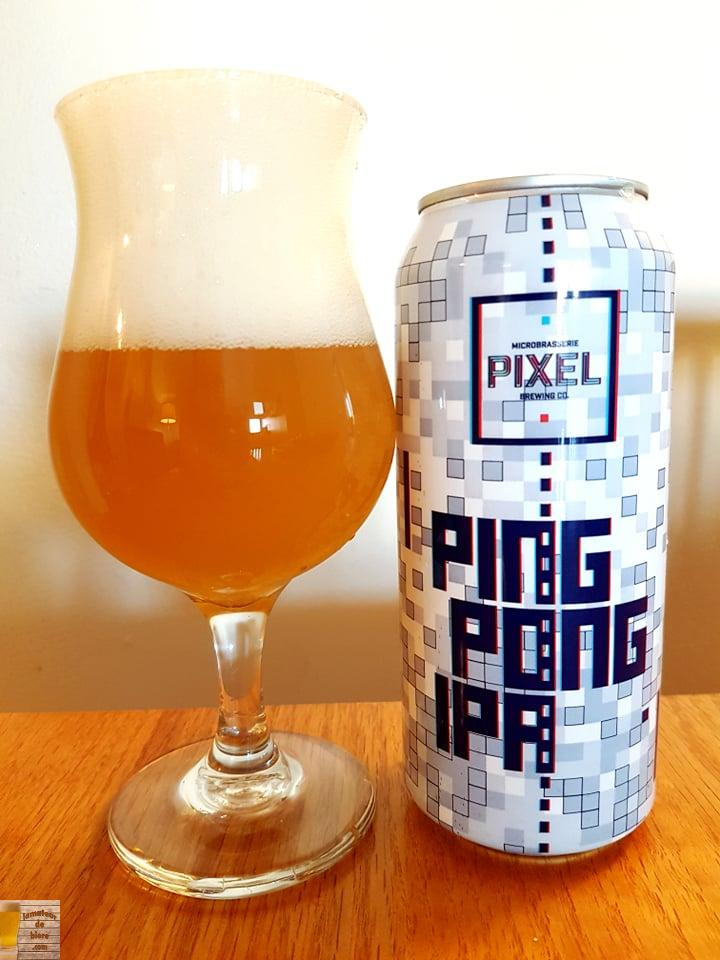 Ping Pong IPA de Pixel