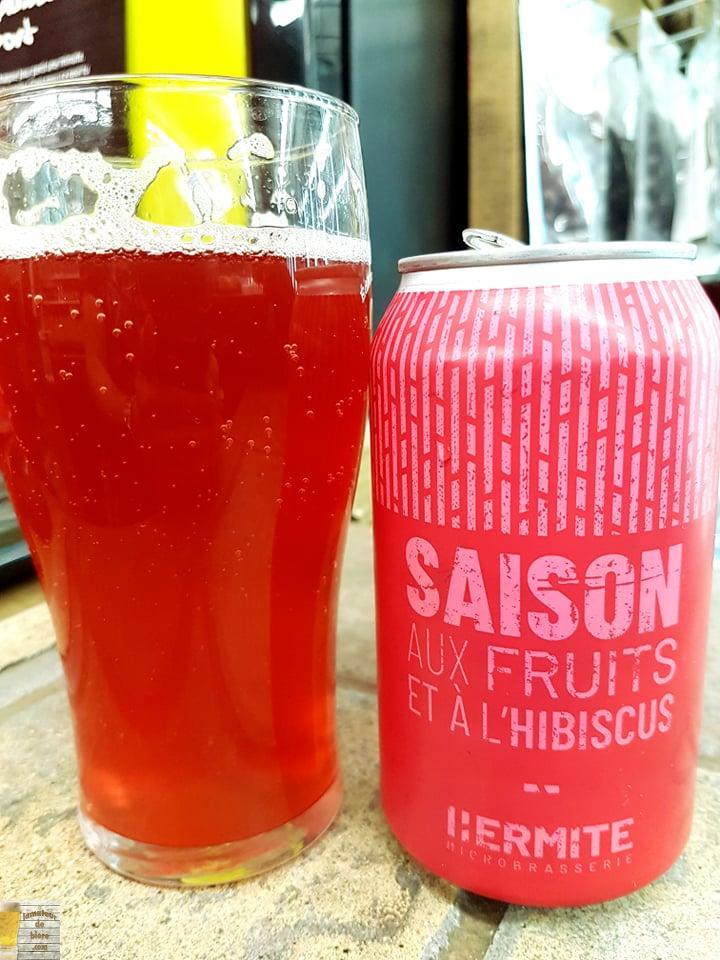 Saison aux fruits et à l'hibiscus de l'Hermite