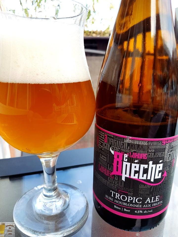 Tropic Ale de 8e Péché