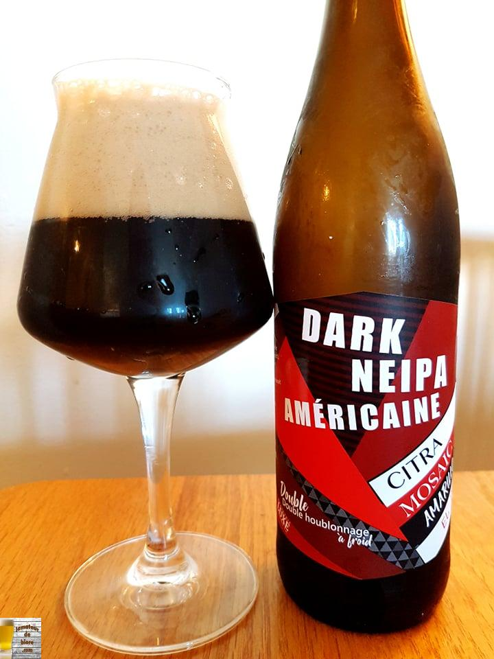 Dark NEIPA Américaine de Brasserie Luxe