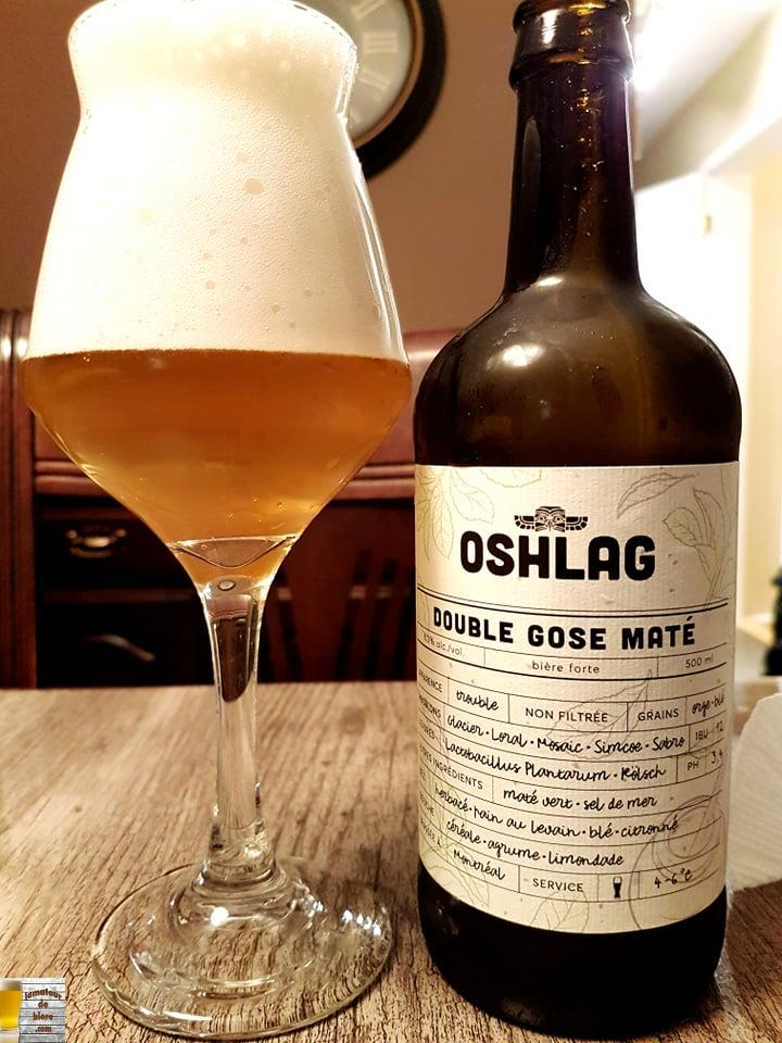 Double Gose Maté d'Oshlag