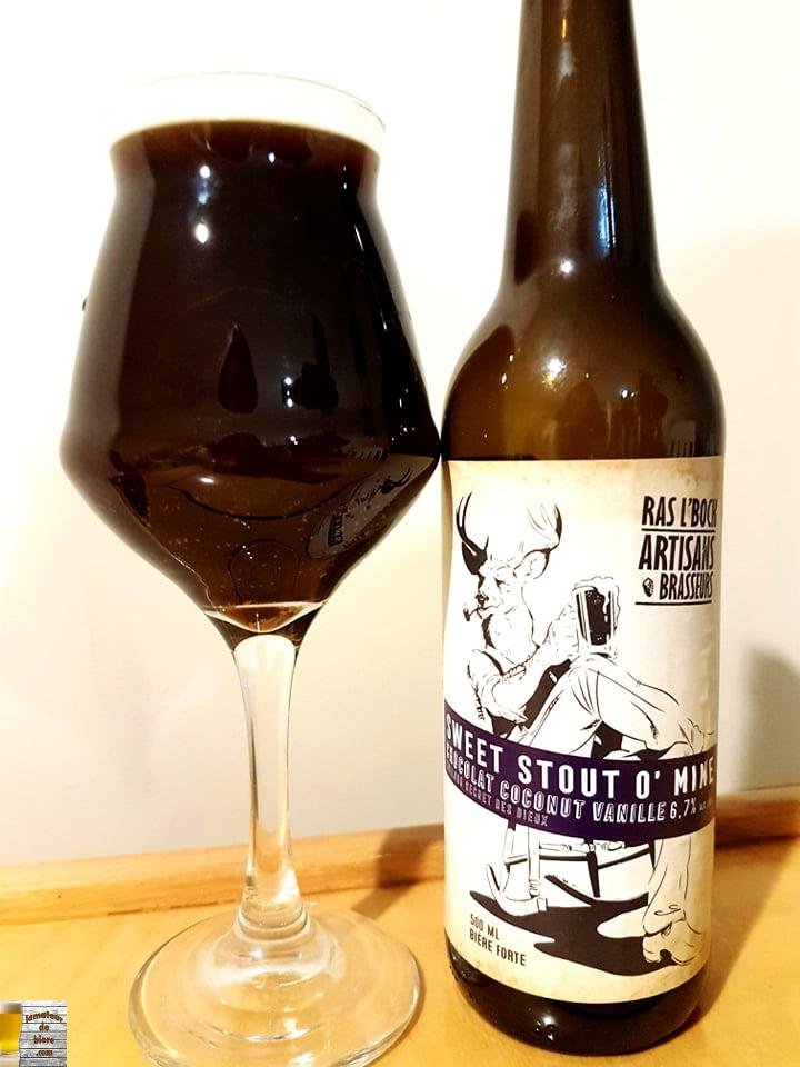 Sweet Stout O'Mine de Ras l'Bock et le Secret des Dieux