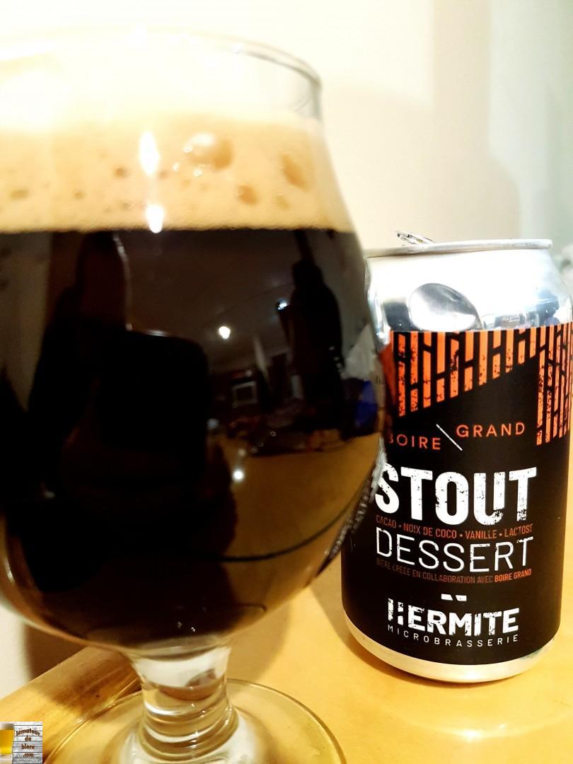 Stout Dessert de l'Hermite
