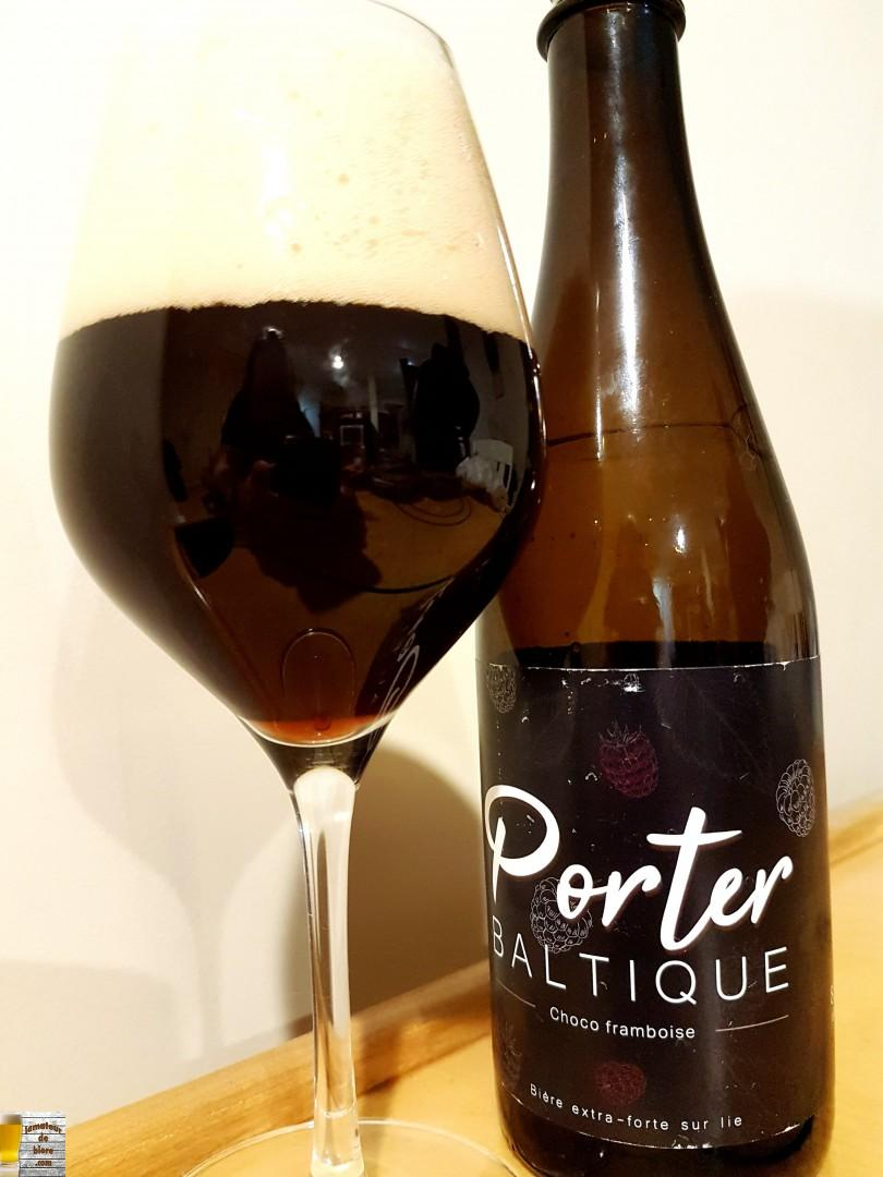 Porter Baltique Choco Framboise de Pie Braque