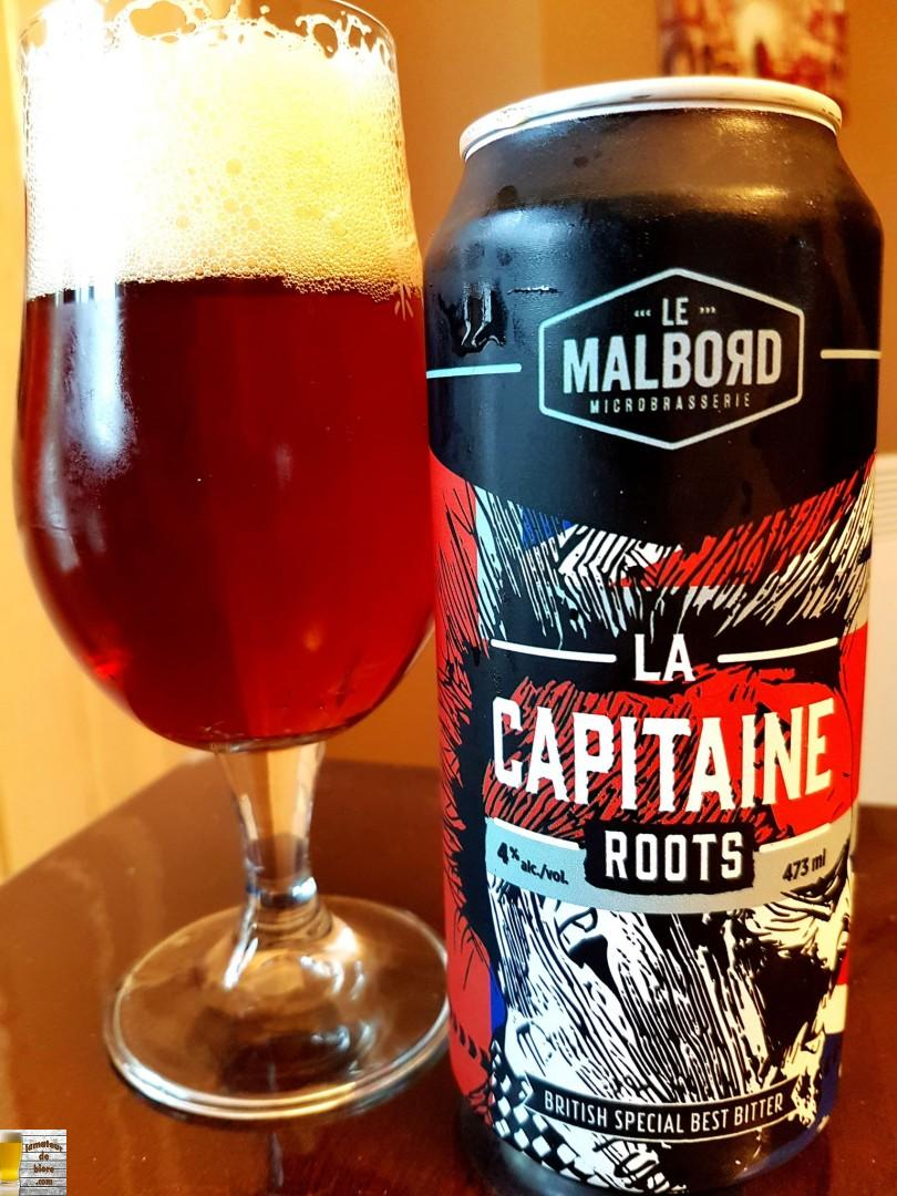 Capitaine Roots du Malbord