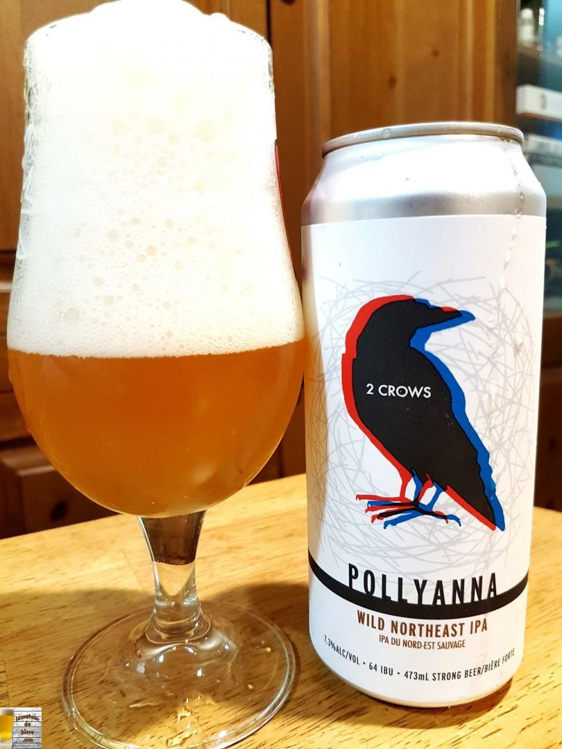 Pollyanna de 2 Crows Brewing (Nouvelle-Écosse)