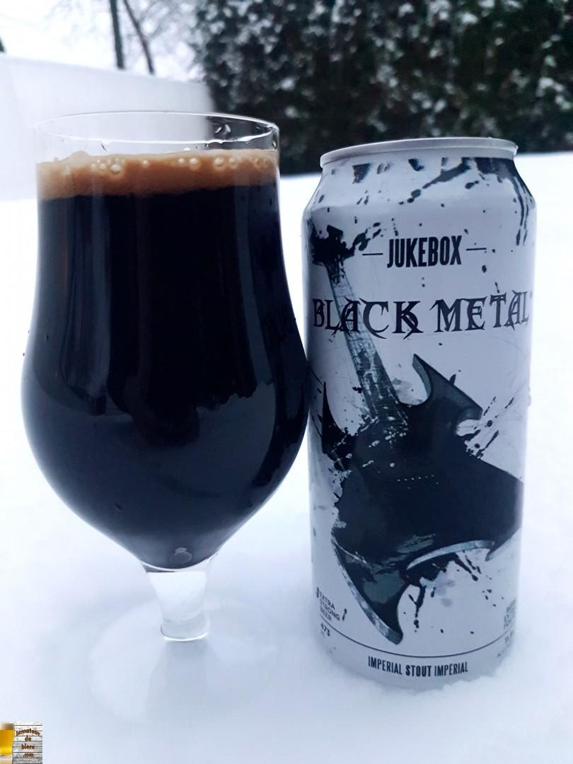 Black Metal de Jukebox