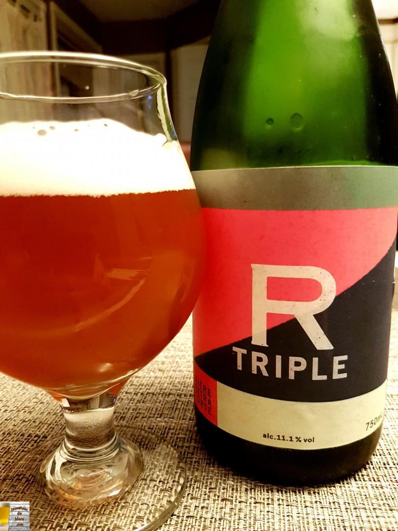 Triple de Robin Bière Naturelle