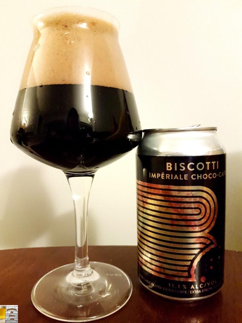 Biscotti Impériale Choco-Café de Beauregard