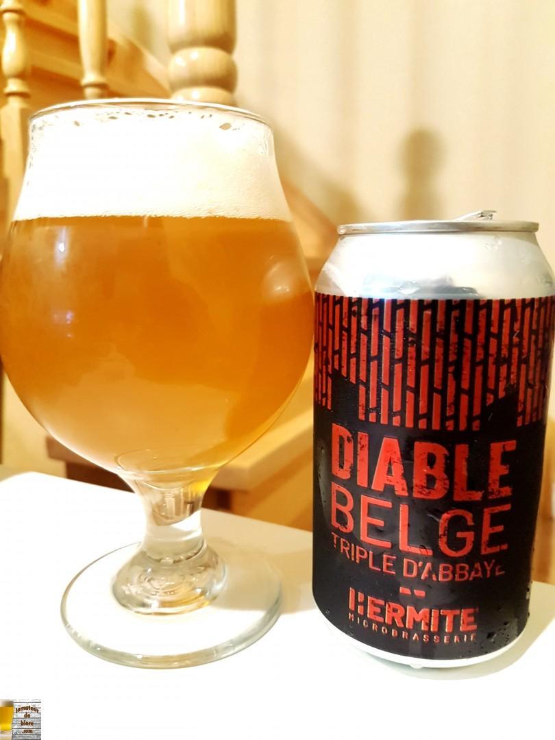 Diable belge de l'Hermite