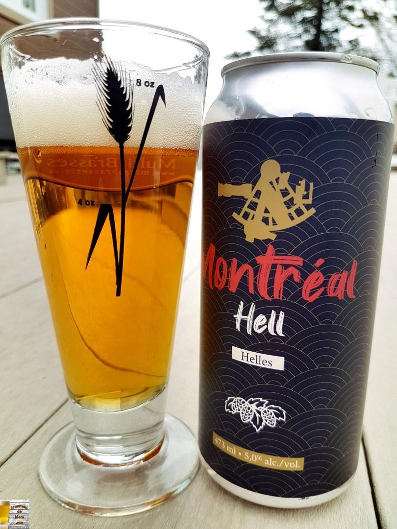 Montréal Hell de l'Amère à Boire
