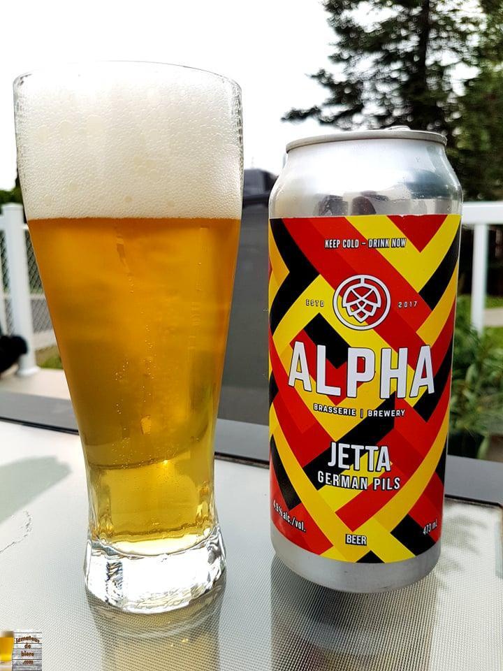 Jetta de Brasserie Alpha