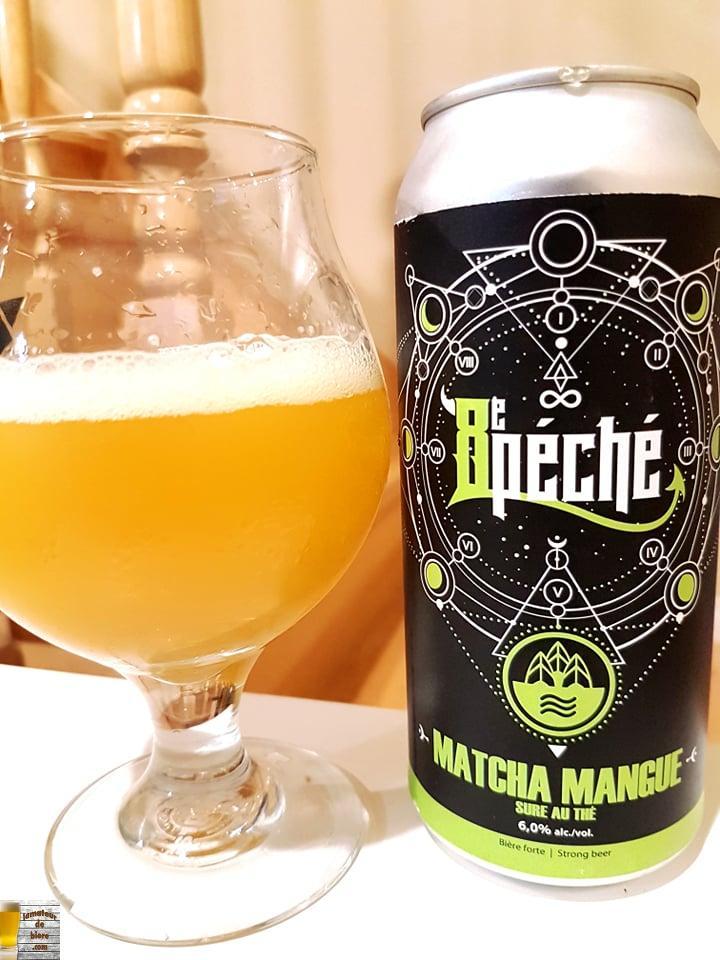 Matcha Mangue de 8e Péché
