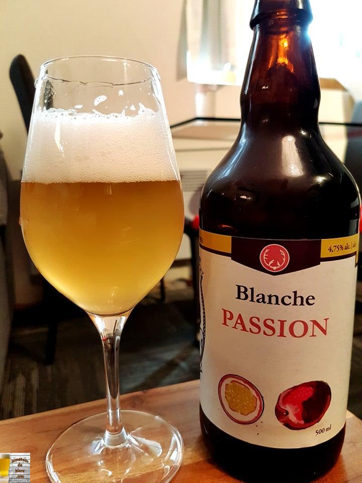 Blanche Passion de Pit Caribou