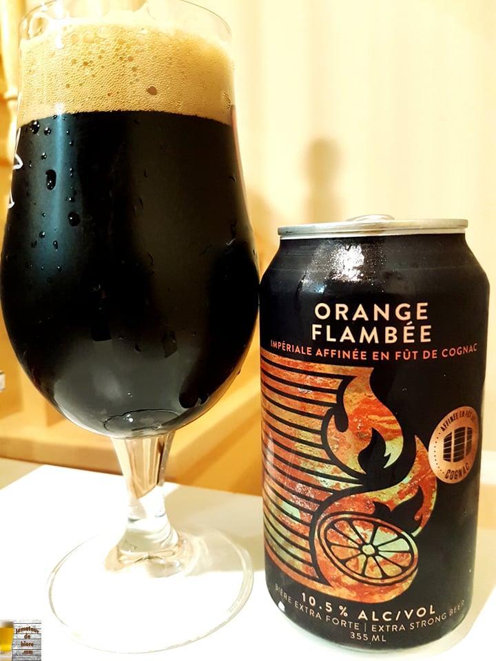 Orange Flambée de Beauregard