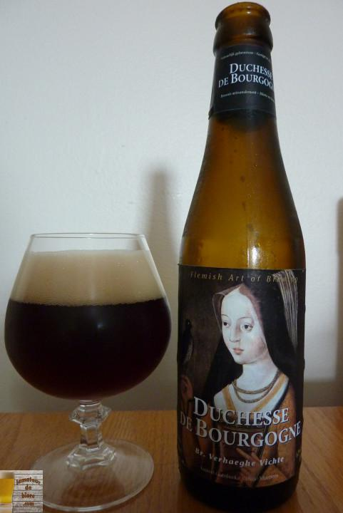 Duchesse de Bourgogne de Verhaeghe (SAQ)
