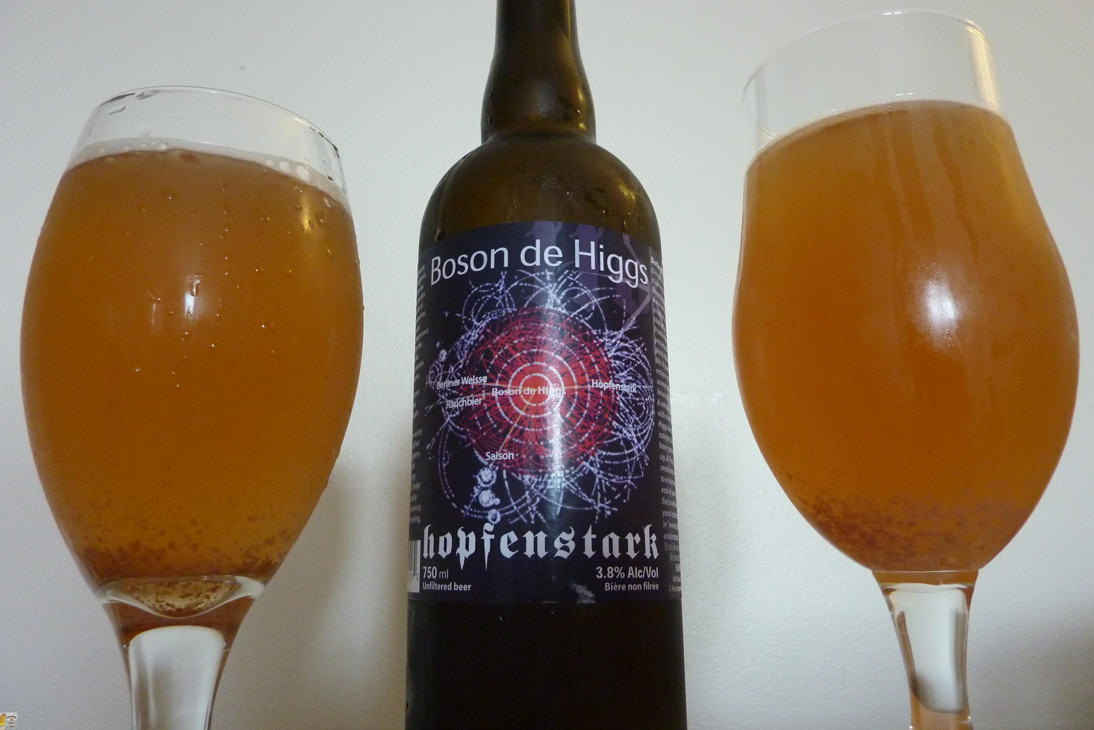 Boson de Higgs d'Hopfenstark