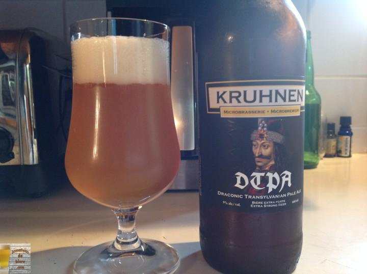 Draconic Transylvanian Pale Ale de Kruhnen