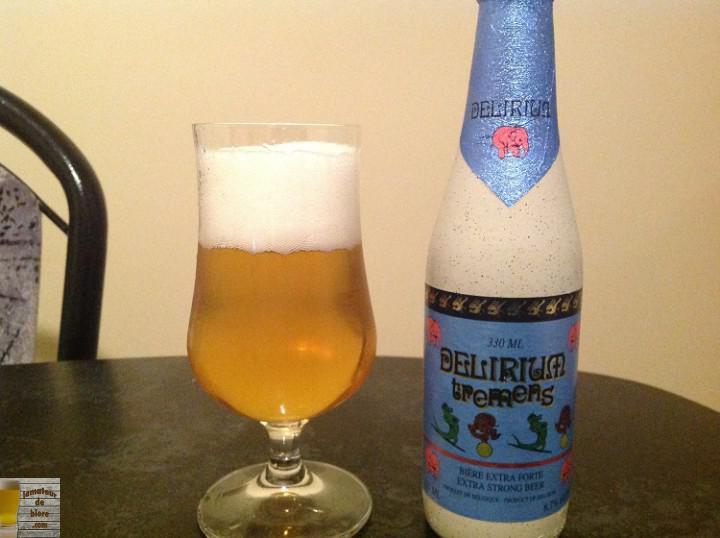 Delirium Tremens de Brouwerij Huyghe (SAQ)