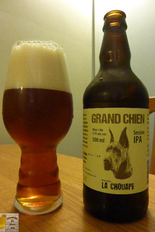 Grand Chien de la Chouape