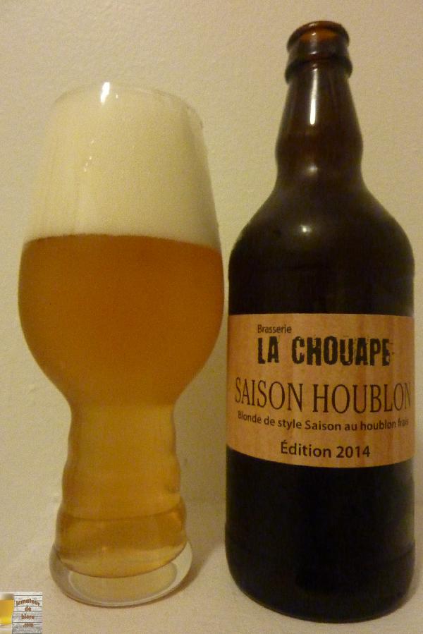 Saison Houblon de la Chouape
