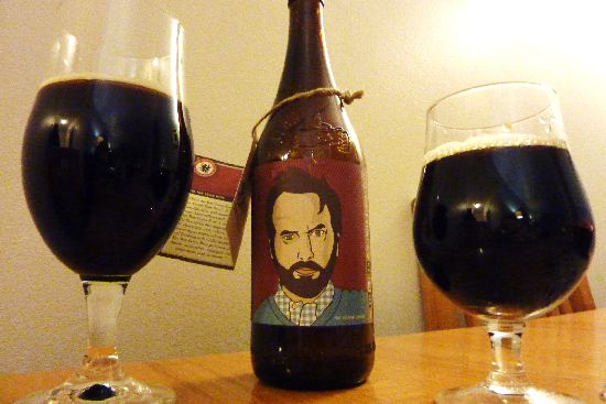 The Tom Green Beer de Beau's All Natural Brewing Co. (Ontario)