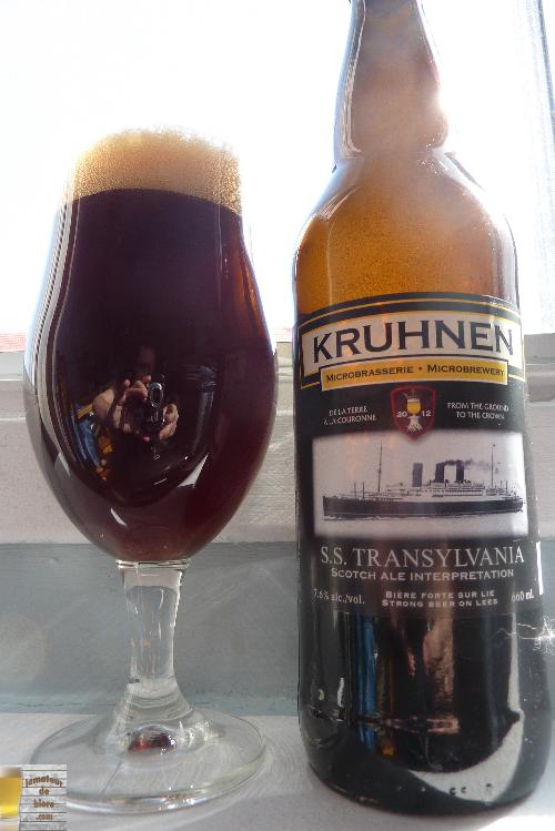 S.S. Transylvania de Kruhnen