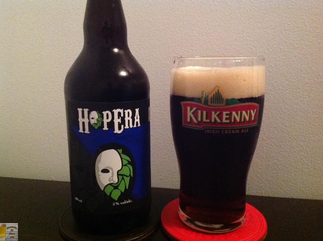American brown ale d'Hopera