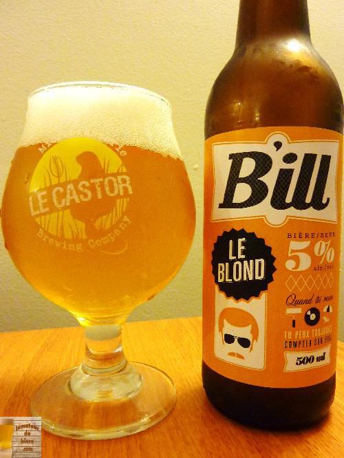 Bill le Blond des Brasseurs Illimités