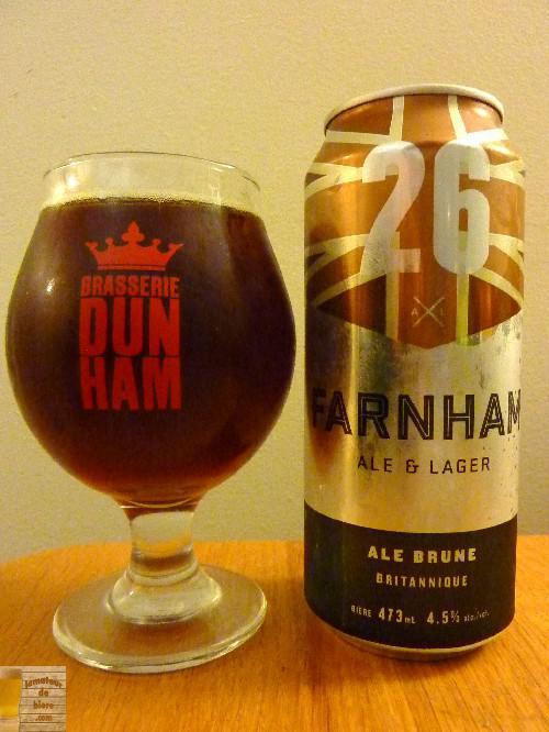 26 de Farnham Ale & Lager