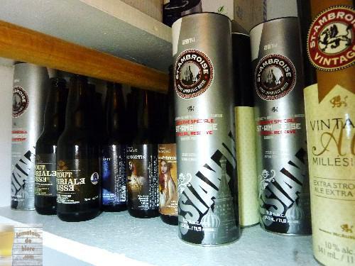 Vieillissement de la bière