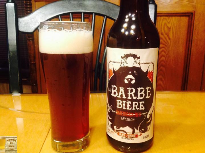 Barbe Bière de Ras L'Bock