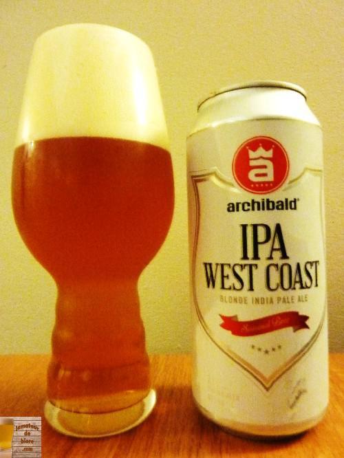IPA West Coast d'Archibald