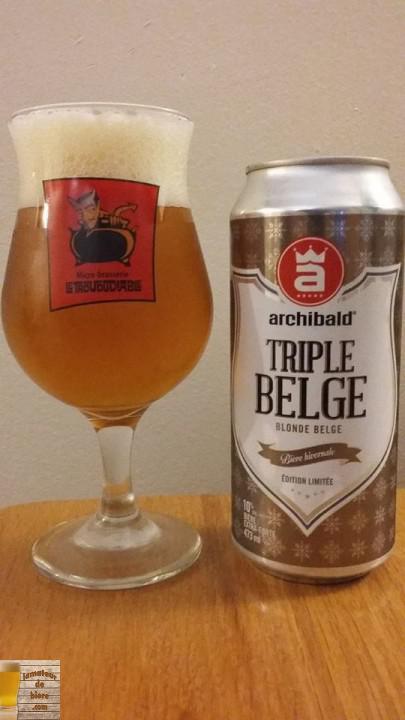 Triple Belge d'Archibald