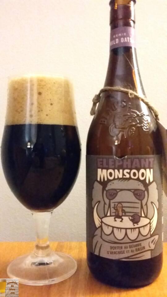 Elephant Monsoon de Beau's
