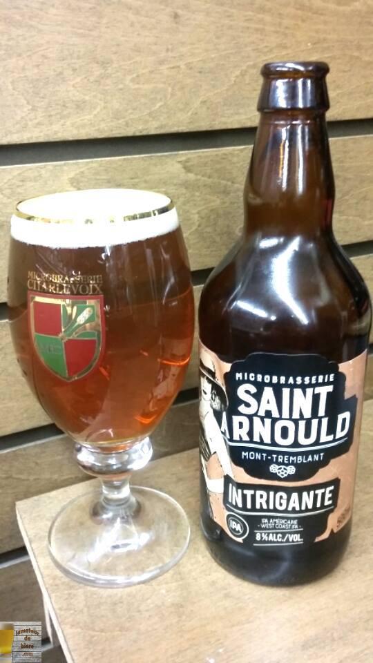L'Intrigante de St-Arnould