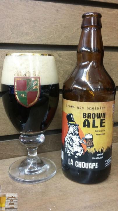 Brown Ale de la Chouape