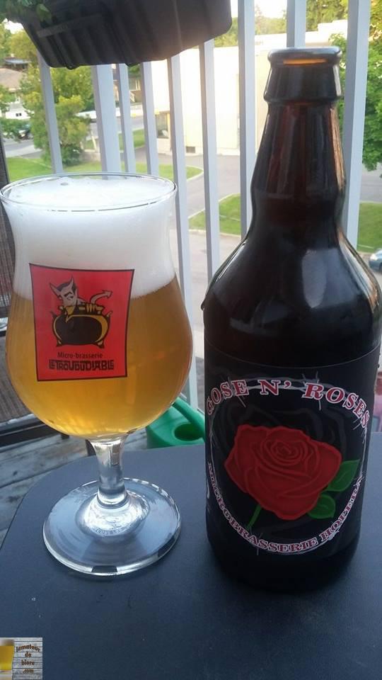 Gose N' Roses d'HopEra