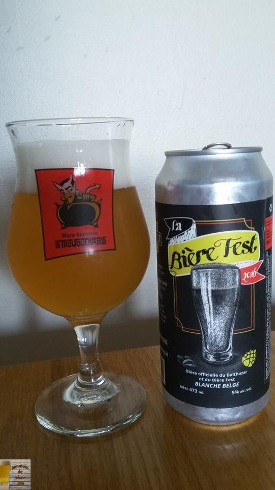 Bière Fest 2016 de Farnham Ale & Lager